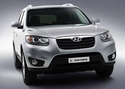 2010 Hyundai Santa Fe for Indian market revealed