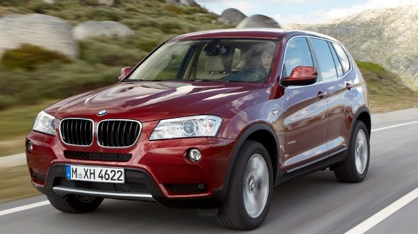 2011 BMW X3 India launch in June