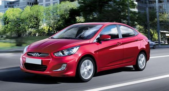 2011 Hyundai Verna receives 5000 bookings in one week
