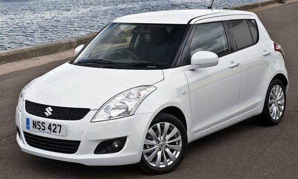 Maruti Suzuki Swift Diesel Pic
