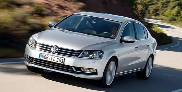 New trims of UK-spec Volkswagen Passat could reflect on the Indian version