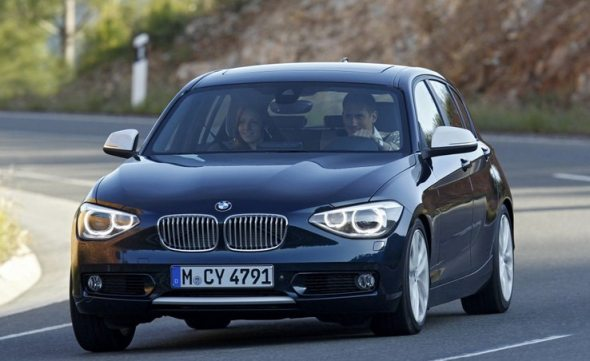 2012 BMW 1-Series images leaked before unveiling