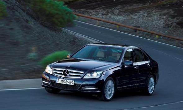 Mercedes Benz C Class India launch likely
