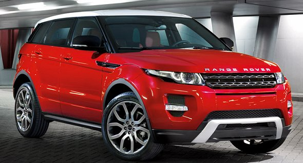 Range Rover Evoque to come to India at Rs.40-50 lakh