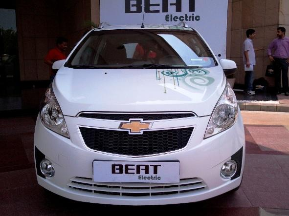 Back to the Future: Preview of the Chevrolet Beat Electric