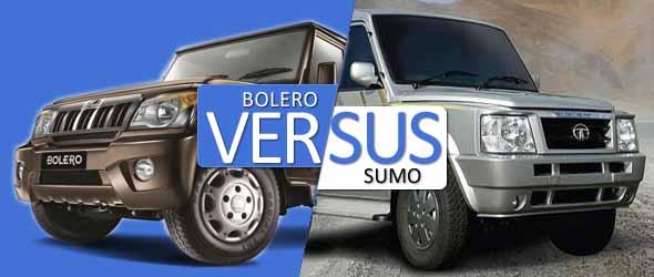 Bolero vs sumo