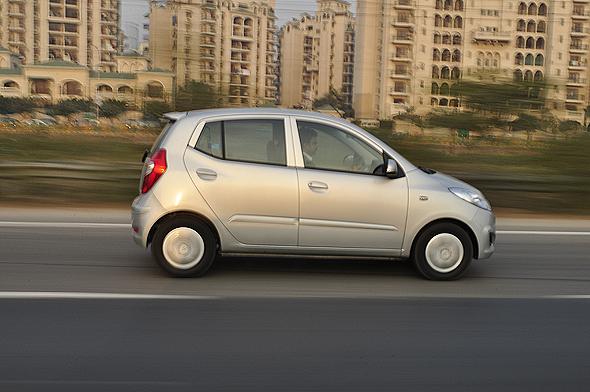 Hyundai i10 Blue Drive LPG variant launched at Rs.4.16 lakh
