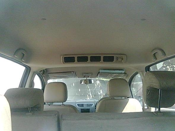 Maruti Suzaki R3 interior