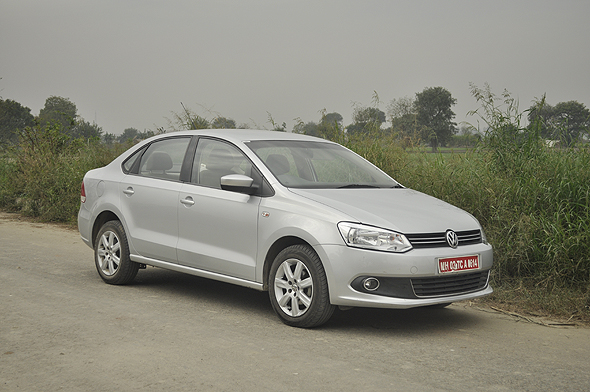 Volkswagen hikes prices of Vento diesel variants by up to Rs. 20,500