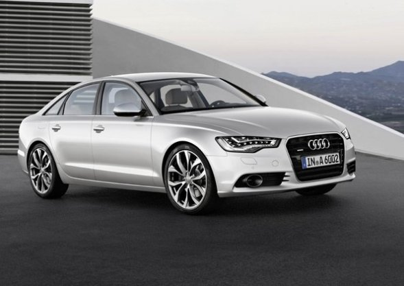 Audi A6 production started at Aurangabad plant