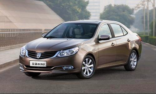 GM Baojun 630 sedan headed to India after China launch