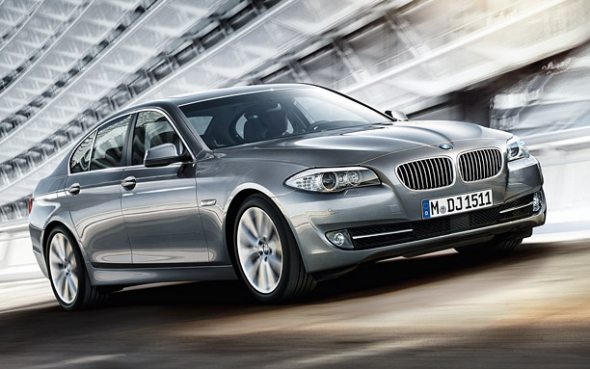 BMW launches its used car business in India