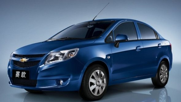 General Motors to launch Chevrolet Sail small car and sedan in India