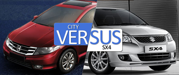 city vs sx4