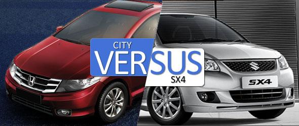 city vs sx4