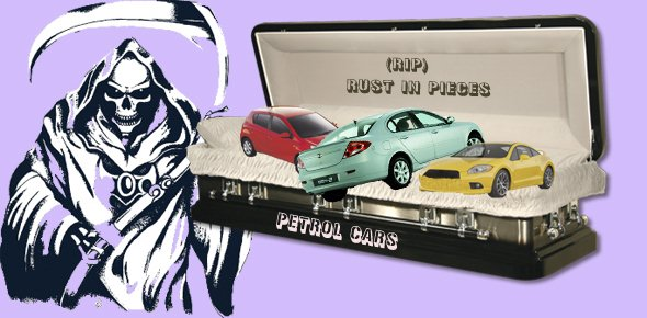 Death of the petrol car