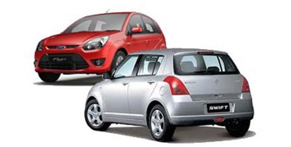 Maruti, Ford confirm buyer shift to diesel hatchbacks