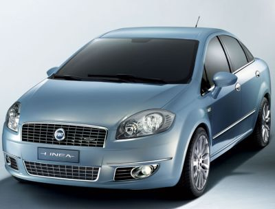 Fiat Linea is running out of steam, and time