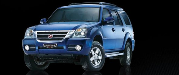 Force Motors launches Force One SUV at Rs. 10.65 lakh