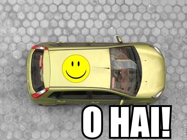 Ford Figo Bloggers Drive begins; our Figo says Hi!