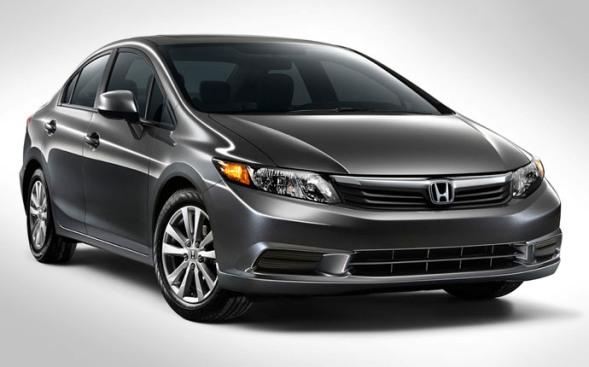 2012 Honda Civic photo gallery