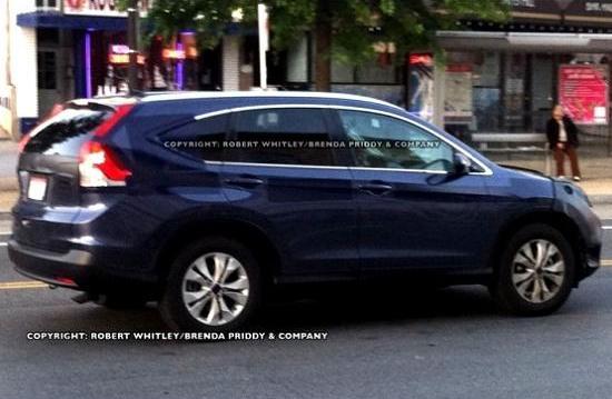 New Honda CR-V may have a third row of seats
