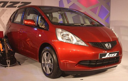Honda recalls the City and Jazz/Fit worldwide to replace a switch
