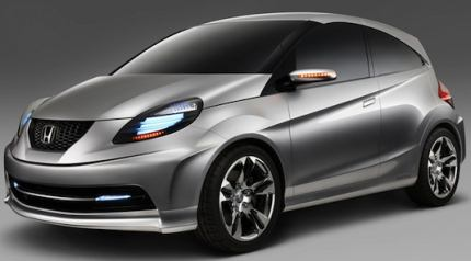 Honda New Small Concept unveiled at Auto Expo