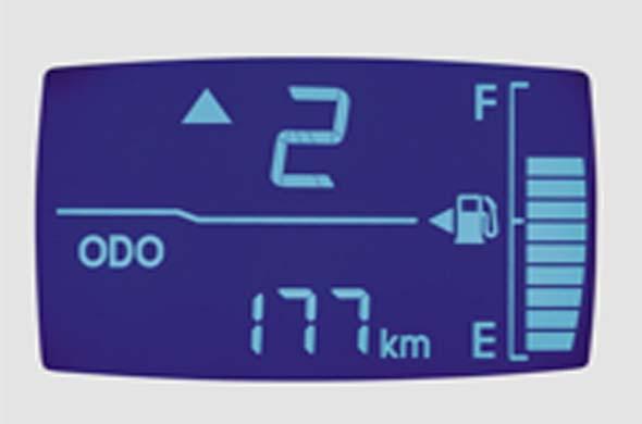 hyundai i10 gear shift indicator