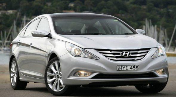 Hyundai i45 India launch in second-half of 2011