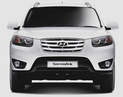 Hyundai Santa Fe to be assembled locally soon