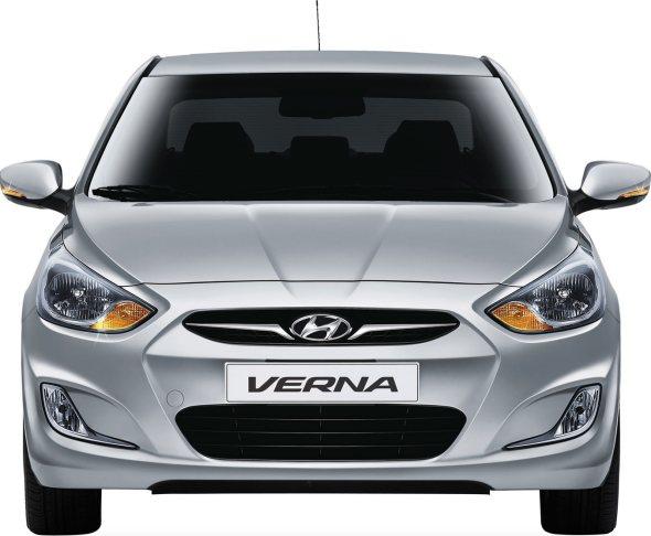 Hyundai Verna exterior photo gallery