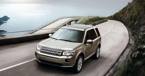 Land Rover Freelander 2 gets less expensive price tag