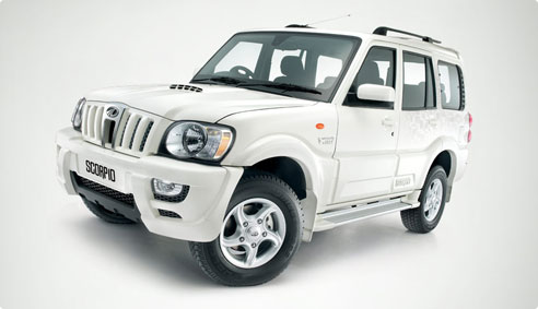 Mahindra quietly introduces Scorpio LX variant with four-wheel drive