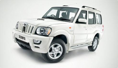 Mahindra Scorpio EX launched at Rs7.2 lakh