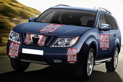Mahindra to launch World SUV W201 in India this Diwali