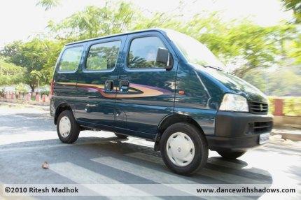 Eeco-friendly! The Maruti Eeco road test