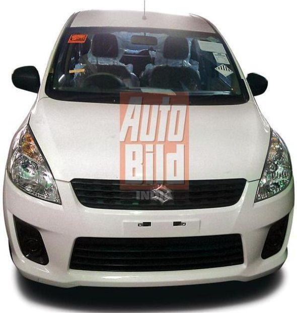 Maruti Suzuki Ertiga to launch early 2012