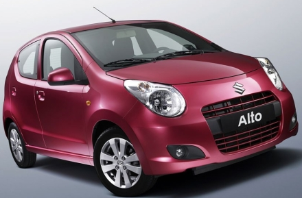 Maruti Suzuki A-Star to be rebadged and sold by Volkswagen