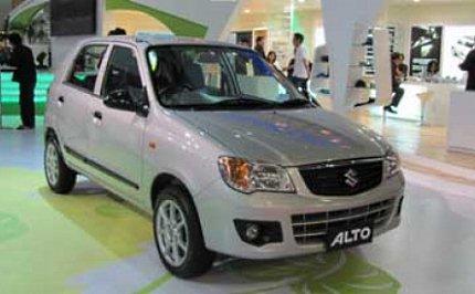 Maruti Suzuki Alto is best-selling hatchback in the world in 2010