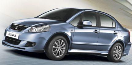 Maruti Suzuki SX4 diesel preview