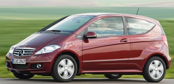 Mercedes-Benz A- and B-Class compact cars to roll out in India by 2013