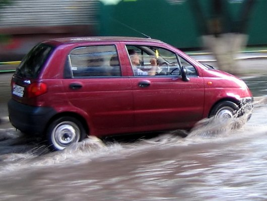 How you and your car can survive the monsoons