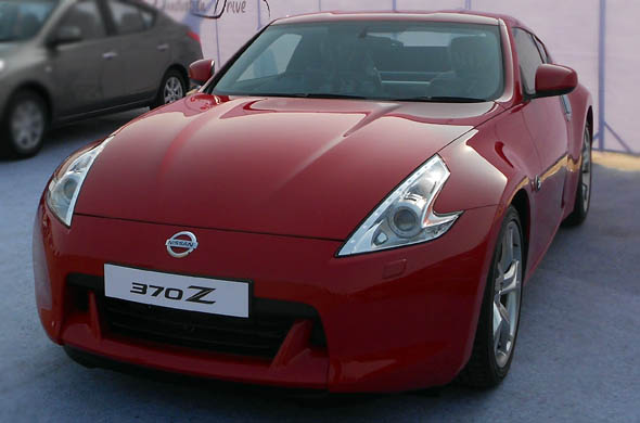 Nissan 370Z Sports Coupe Photo