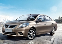 Nissan Sunny India launch in 2011