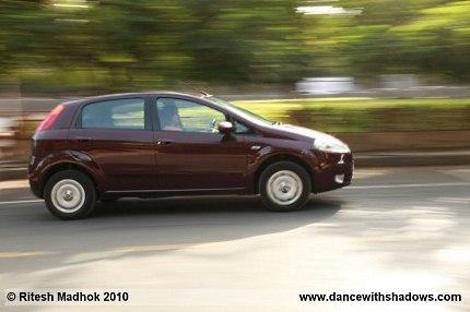 Fiat Punto 1.2 petrol road test