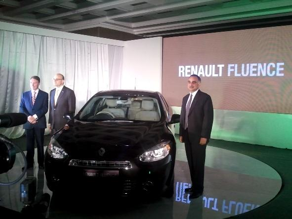 Renault sells 250 Fluence cars in first month after launch