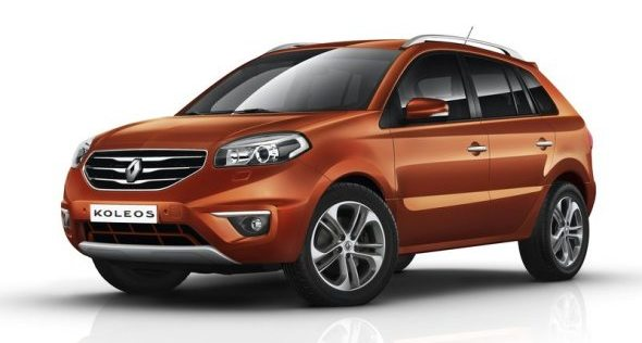 Face-lifted Renault Koleos SUV may come to India