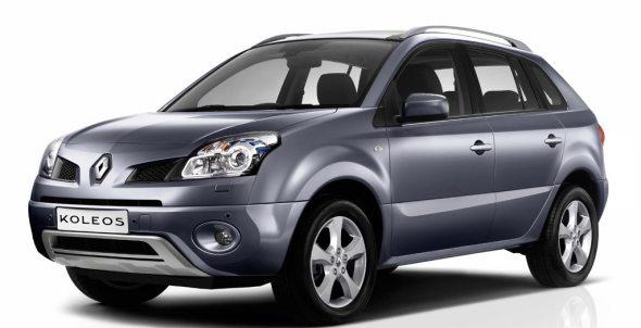 Renault Koleos October launch confirmed