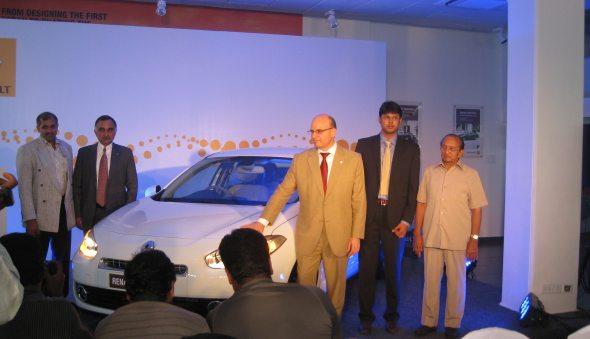 Renault big plans for the Indian market